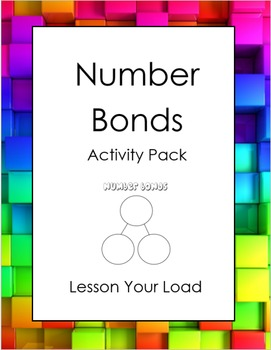 Number Bonds Activity Pack