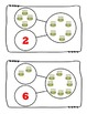 Picture Addition Number Bonds Task Cards Owl Style (Common Core Aligned)
