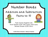 Number Bonds:  Addition and Subtraction Facts to 10