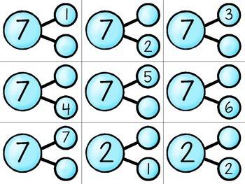 Number Bonds Basic