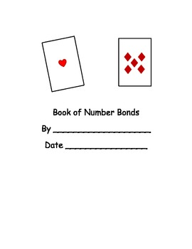 Number Bonds Book