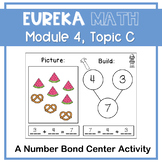 Number Bonds Center to 8: Eureka Math Module 4 Topic C