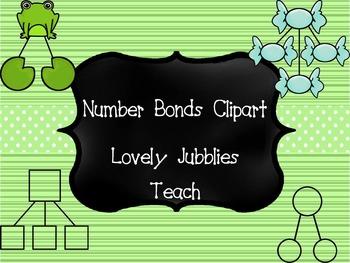 Number Bonds Clipart