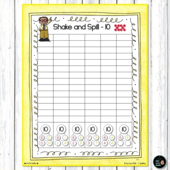 Number Bonds Composing and Decomposing Numbers through 10