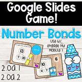 Number Bonds Digital Game / Google Slides / Remote Learning