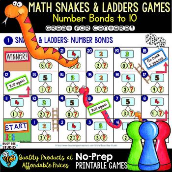 Number Bonds Game