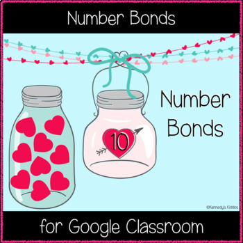 Number Bonds (Great for Google Classroom!)