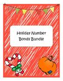Number Bonds Holiday Bundle