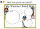 Number Bonds Interactive Whiteboard Lessons-12 Lessons