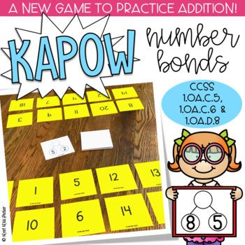 Number Bonds Kapow Math Center / Math Game