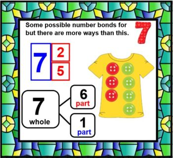 Number Bonds Lesson and Activities