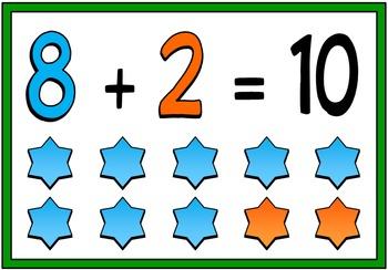 Number Bonds - Making 10 (BUNDLE PACK)