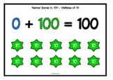 Number Bonds - Making 100