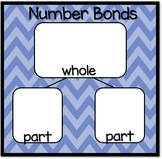 Number Bonds Mat FREEBIE