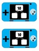 Number Sense - Number Bonds Math Center - Gamer Style