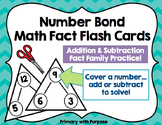 Math Facts Number Bond Flashcards (Math in Focus)