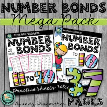 Number Bonds Mega Pack
