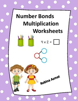 Number Bonds Multiplication Worksheets
