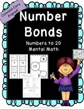 Number Bonds - Numbers to 20