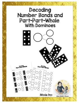 Number Bonds, Part-Part-Whole, Dominoes