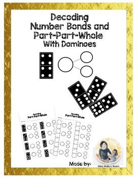 Number Bonds, Part-Part-Whole, Dominoes