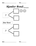 Number Bonds: Part Part Whole
