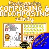 Number Bonds and Decomposing Numbers