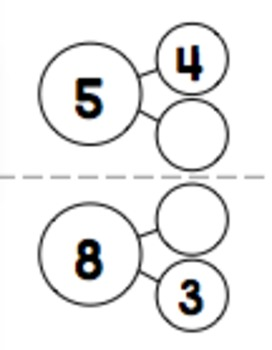 Number Bonds Practice