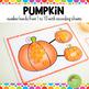 Number Bonds - Pumpkin