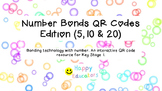 Number Bonds QR Codes Edition