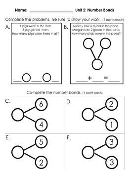 Number Bonds Quiz
