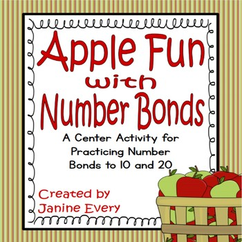 Number Bonds: Apples