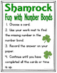 Number Bonds:  St. Patrick's Day