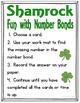 Number Bonds:  St. Patrick's Day