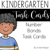 Number Bonds Task Cards