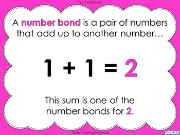 Number Bonds - The Story of 2