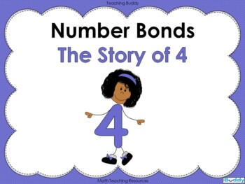 Number Bonds - The Story of 4