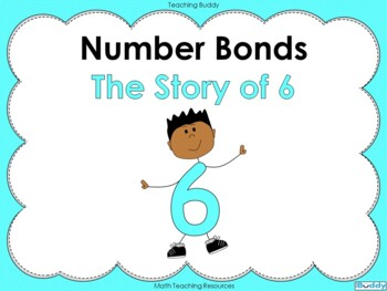 Number Bonds - The Story of 6