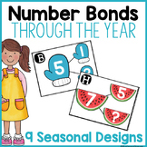 Number Bonds Through the Year