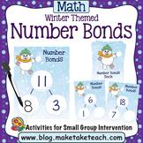 Number Bonds - Winter Themed Number Bonds