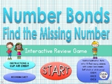 Digital Learning Number Bonds Within 10 Interactive Game