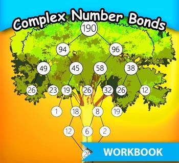 Complex Number Bonds Worksheets