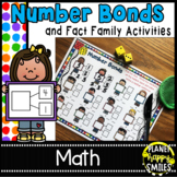 Number Bonds and Fact Family Activities