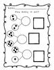 Number Bonds for Kindergarten