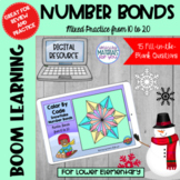 Number Bonds from 10 to 20 Boom Learning℠ | Snowflake