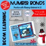 Number Bonds to 20 Boom Learning℠ | Seal