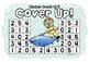 Number Bonds of 5 Cover Up! Under The Sea Theme