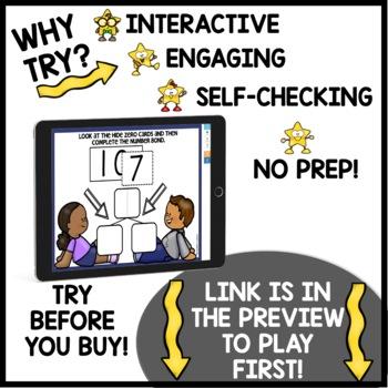Number Bonds (ten frames) | Unit 5 Lesson 7 | Kindergarten