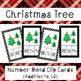 Number Bonds to 10 - Addition to 10 Clip Cards (Christmas Tree Theme)