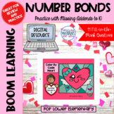 Number Bonds to 10 Boom Learning℠ | Heart